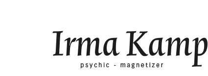 Irma Kamp — Psychic & Magnetizer
